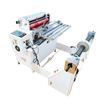 HX-600B Automatic Pvc Cutter Machine Bopp Plate Cutting Machine