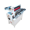 Factory Automatic Pet Pvc Roll To Sheet Paper Cutting Machine