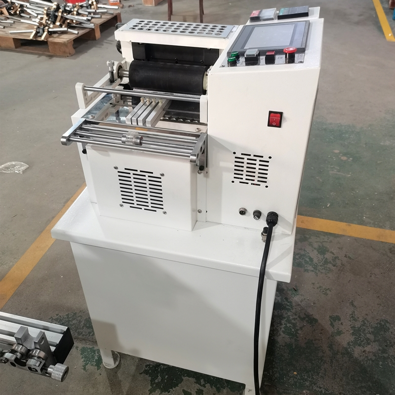 Small Size Cutting Paper Machine with Laminating Function