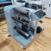 Small Mini Label Slitter Label Rewinder