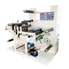 Rotary Die Cutting Machine with Slitting Function
